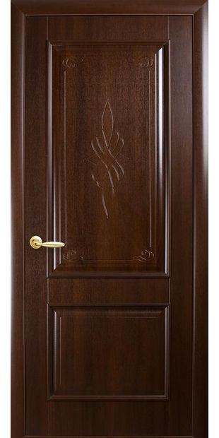 Межкомнатные двери Вилла глухое с гравировкой Вилла