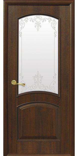 Межкомнатные двери Антре со стеклом сатин и рисунком antre-10