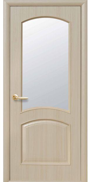 Межкомнатные двери Антре со стеклом сатин antre-20