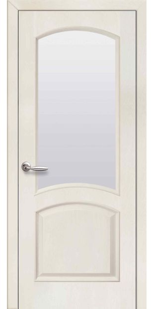Межкомнатные двери Антре со стеклом сатин antre-22