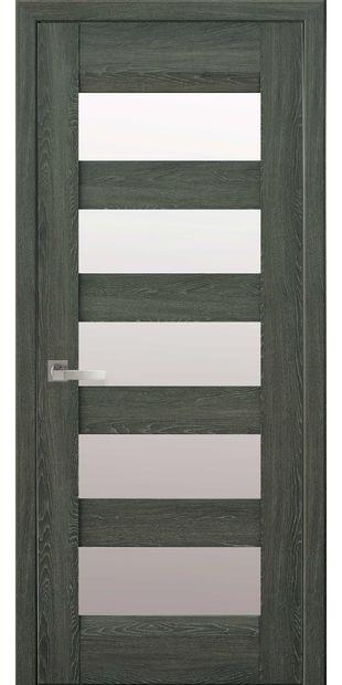 Межкомнатные двери Бронкс со стеклом сатин bronx-2