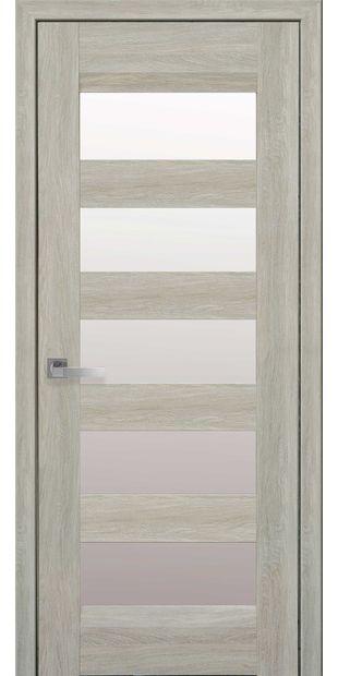 Межкомнатные двери Бронкс со стеклом сатин bronx-4