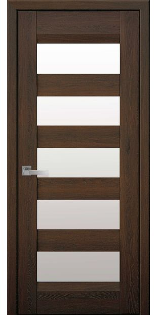 Межкомнатные двери Бронкс со стеклом сатин bronx-6