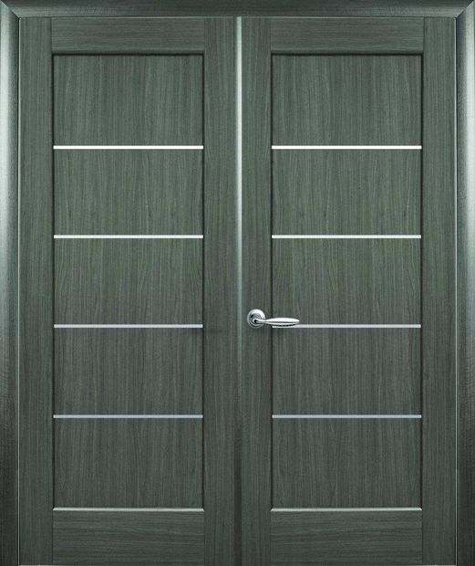 Двери двустворчатые Мира грей делюкс New стекло Сатин dveri-dvustvorchatye-mira-grej-deljuks-new-steklo-satin