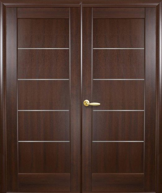 Двери двустворчатые Мира каштан делюкс стекло Сатин dveri-dvustvorchatye-mira-kashtan-deljuks-steklo-satin