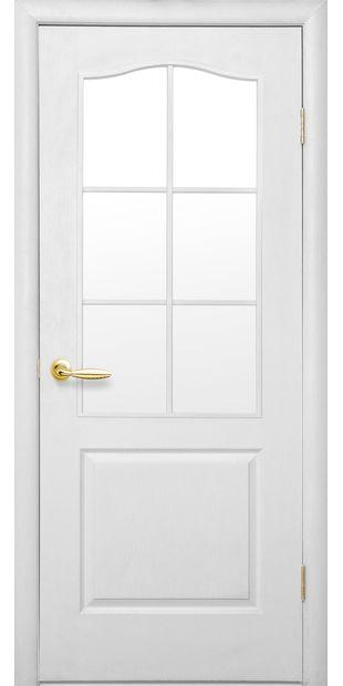 Межкомнатные двери Классик под остекление dvernoe-polotno-klassik-pod-osteklenie
