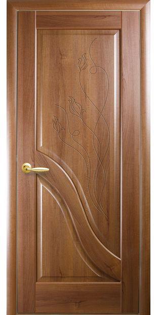 Межкомнатные двери Амата глухое с гравировкой dvernoe-polotno-pvh-deluxe-amata-gluhoe-s-gravirovkoj-3