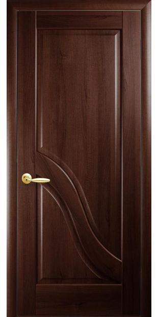 Межкомнатные двери Амата глухое dvernoe-polotno-pvh-deluxe-amata-gluhoe