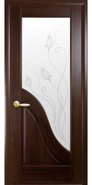 Межкомнатные двери Амата со стеклом сатин и рисунком Р2 dvernoe-polotno-pvh-deluxe-amata-so-steklom-satin-i-risunkom-r2