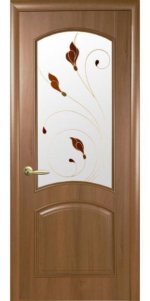 Межкомнатные двери Антре со стеклом сатин и рисунком dvernoe-polotno-pvh-deluxe-antre-so-steklom-satin-i-risunkom-r4-1
