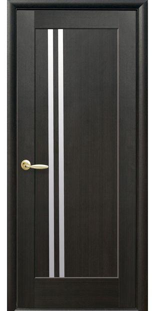 Межкомнатные двери Делла со стеклом сатин dvernoe-polotno-pvh-deluxe-dellita-so-steklom-satin-3