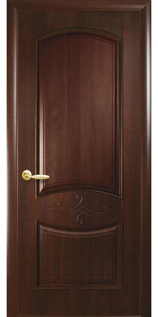 Межкомнатные двери Донна глухое с гравировкой dvernoe-polotno-pvh-deluxe-donna-gluhoe-s-gravirovkoj