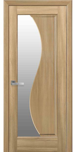 Межкомнатные двери Эскада со стеклом сатин eskada-20