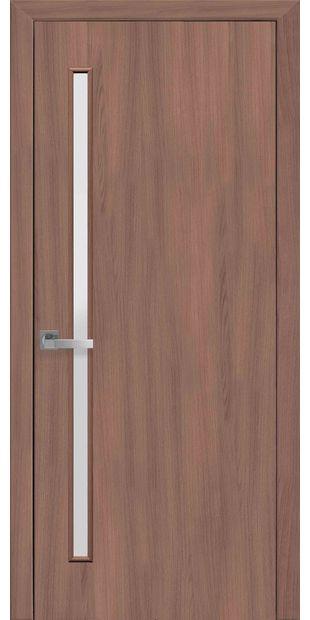 Межкомнатные двери Глория со стеклом сатин gloria-12