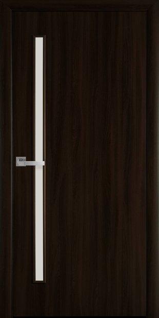Межкомнатные двери Глория со стеклом сатин gloria-26