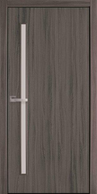 Межкомнатные двери Глория со стеклом сатин gloria-27