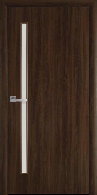 Межкомнатные двери Глория со стеклом сатин gloria-29