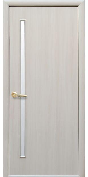 Межкомнатные двери Глория со стеклом сатин gloria-3