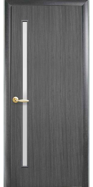 Межкомнатные двери Глория со стеклом сатин gloria-8