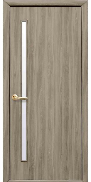 Межкомнатные двери Глория со стеклом сатин gloria-9