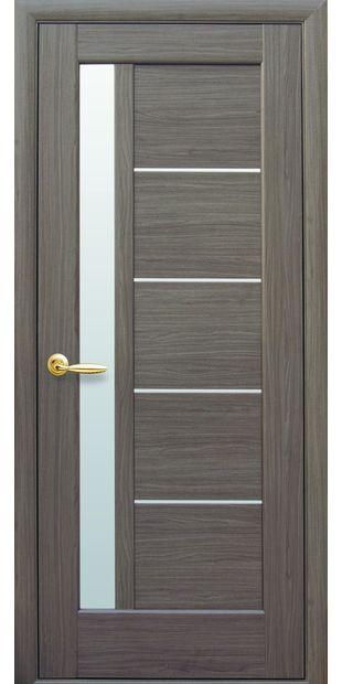 Межкомнатные двери Грета со стеклом сатин greta-18