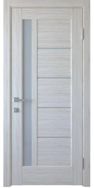 Межкомнатные двери Грета со стеклом сатин greta-2
