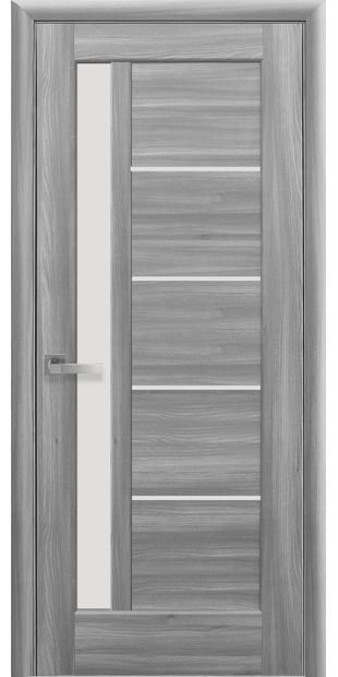 Межкомнатные двери Грета со стеклом сатин greta-30