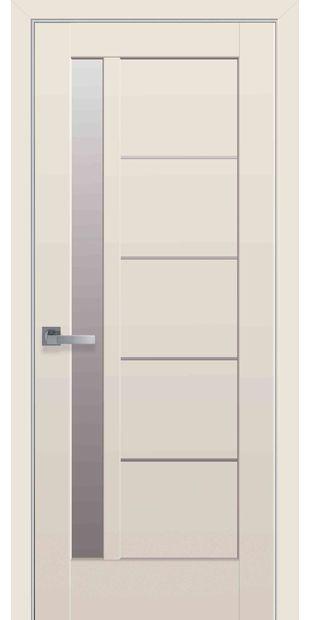 Межкомнатные двери Грета со стеклом сатин greta-33