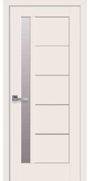 Межкомнатные двери Грета со стеклом сатин greta-35