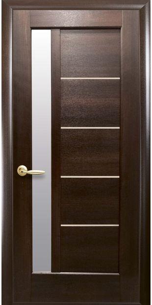 Межкомнатные двери Грета со стеклом сатин greta-9