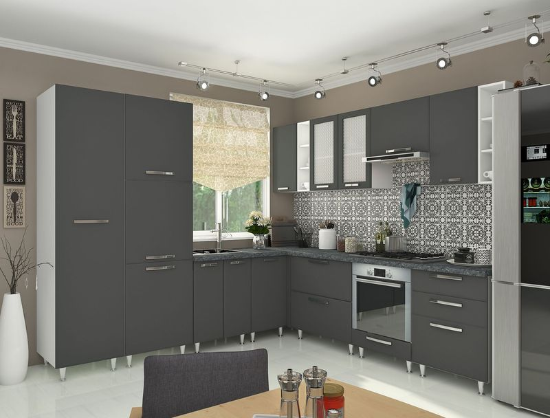 Кухня София — Престиж супермат hostynaia-orehon-5