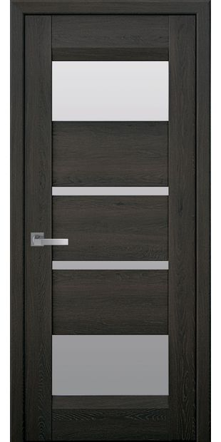 Межкомнатные двери Ибица со стеклом сатин ibiza-1