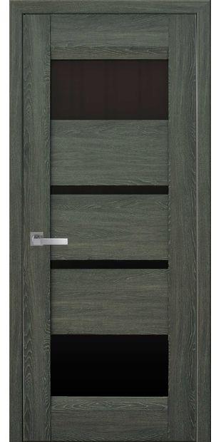 Межкомнатные двери Ибица с черным стеклом ibiza-3