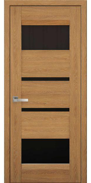 Межкомнатные двери Ибица с черным стеклом ibiza-5
