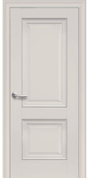 Межкомнатные двери Имидж Глухое с молдингом imidz-2