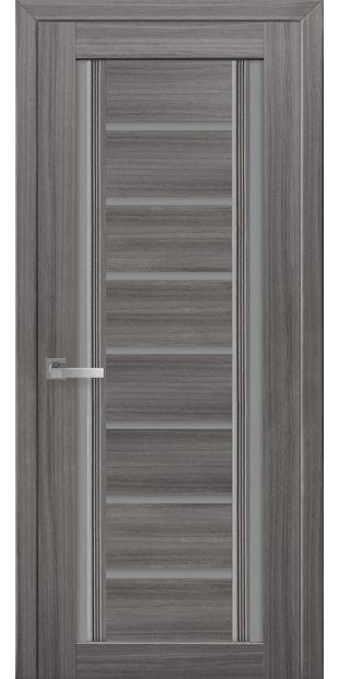 Межкомнатные двери Флоренция С2 с графитовым стеклом italjano-florencija-s2-smart-zhemchug-grafit-s-grafitovym-steklom