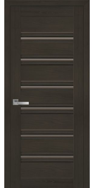Межкомнатные двери Венеция С1 italjano-venecija-s1-smart-zhemchug-kofejnyj-s-bronzovym-steklom