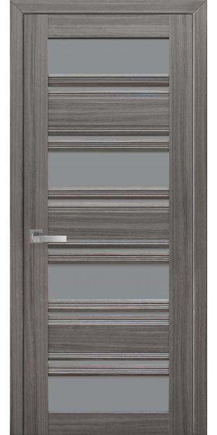 Межкомнатные двери Венеция С2 с графитовым стеклом italjano-venecija-s2-smart-zhemchug-grafit-s-grafitovym-steklom