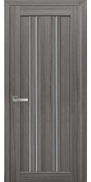 Межкомнатные двери Верона С1 с графитовым стеклом italjano-verona-s1-smart-zhemchug-grafit-s-grafitovym-steklom