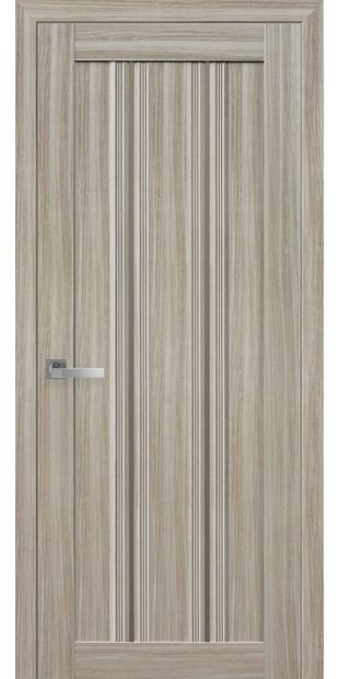 Межкомнатные двери Верона С1 с бронзовым стеклом italjano-verona-s1-smart-zhemchug-magica-s-bronzovym-steklom
