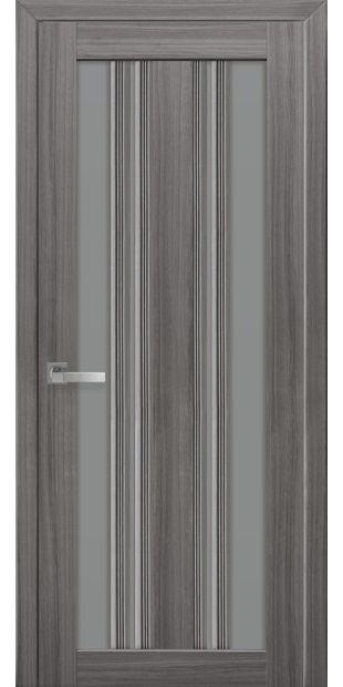 Межкомнатные двери Верона С2 с графитовым стеклом italjano-verona-s2-smart-zhemchug-grafit-s-grafitovym-steklom