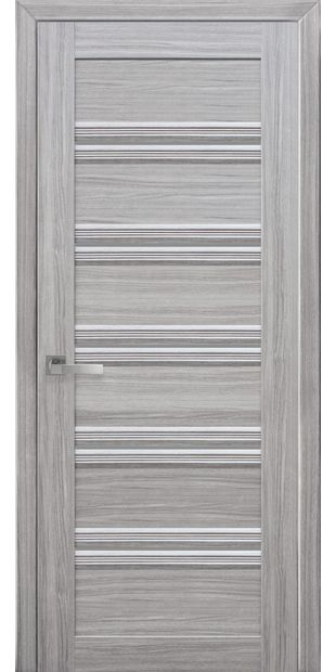 Межкомнатные двери Виченца С1 italjano-vichenca-s1-smart-zhemchug-serebrjanyj-s-grafitovym-steklom