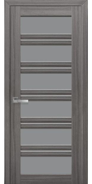 Межкомнатные двери Виченца С2 с графитовым стеклом italjano-vichenca-s2-smart-zhemchug-grafit-s-grafitovym-steklom