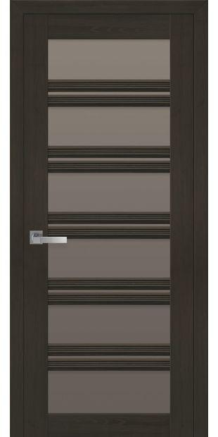Межкомнатные двери Виченца С2 с бронзовым стеклом italjano-vichenca-s2-smart-zhemchug-kofejnyj-s-bronzovym-steklom