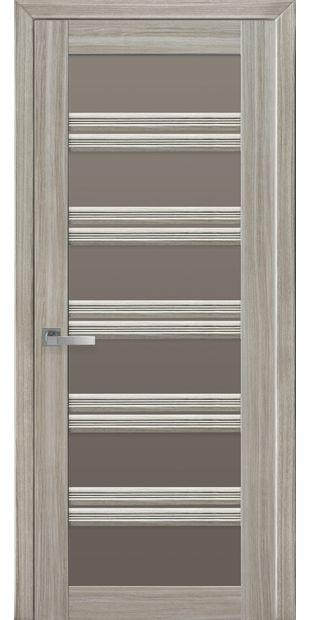 Межкомнатные двери Виченца С2 italjano-vichenca-s2-smart-zhemchug-magica-s-bronzovym-steklom