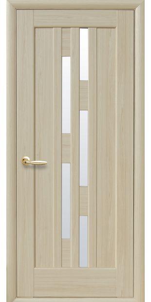 Межкомнатные двери Лаура со стеклом сатин laura-10