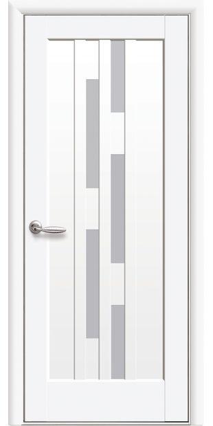 Межкомнатные двери Лаура со стеклом сатин laura-3
