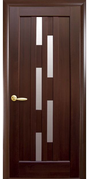 Межкомнатные двери Лаура со стеклом сатин laura-9