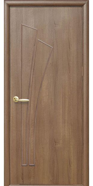 Межкомнатные двери Лилия глухое lilu-17
