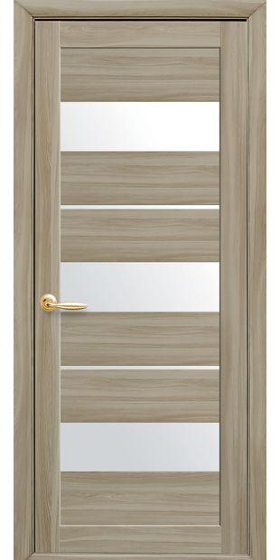 Межкомнатные двери Лилу со стеклом сатин lilu-3